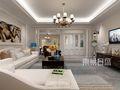 140平米三欧式风格客厅图片