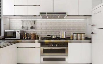 15-20万100平米三室两厅北欧风格厨房图片大全