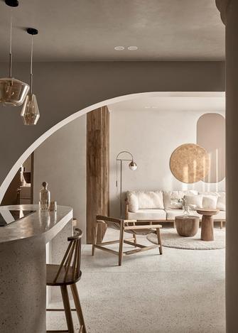 经济型60平米地中海风格客厅效果图