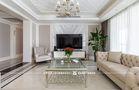 20万以上140平米美式风格客厅效果图