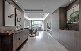 140平米三室一厅中式风格走廊装修效果图