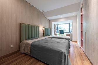 豪华型140平米三室两厅日式风格青少年房装修效果图