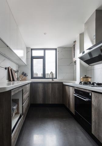 经济型70平米英伦风格厨房图片
