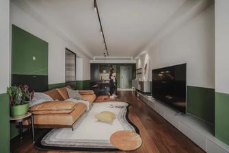 经济型三室两厅新古典风格客厅装修效果图