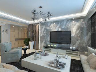 富裕型140平米三室两厅新古典风格客厅欣赏图