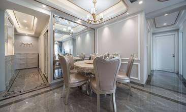 富裕型100平米四室两厅欧式风格餐厅图