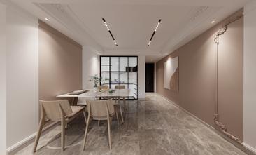15-20万120平米三室两厅法式风格餐厅欣赏图