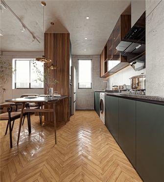 20万以上90平米三室一厅混搭风格餐厅装修案例