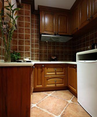 5-10万40平米小户型美式风格厨房图片