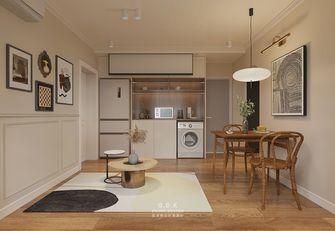 5-10万60平米公寓混搭风格餐厅欣赏图