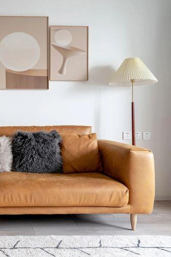 豪华型90平米欧式风格客厅设计图