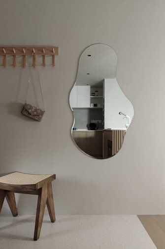 90平米三日式风格梳妆台效果图