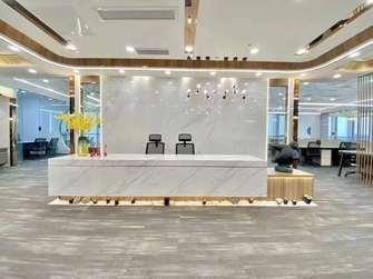 豪华型140平米公装风格客厅效果图