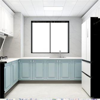 5-10万70平米欧式风格厨房装修图片大全