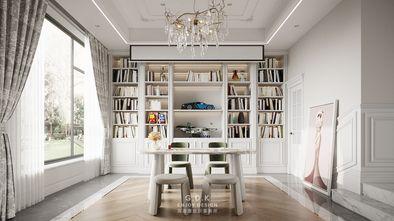 20万以上140平米复式欧式风格书房图