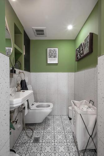5-10万40平米小户型北欧风格卫生间装修图片大全