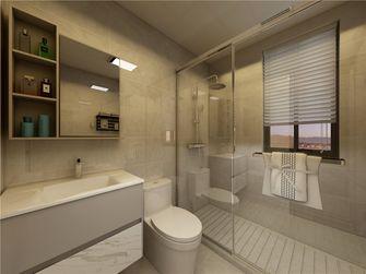 15-20万110平米现代简约风格卫生间装修效果图