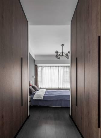 20万以上140平米四现代简约风格卧室图