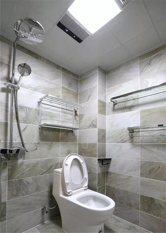 经济型60平米中式风格卫生间设计图