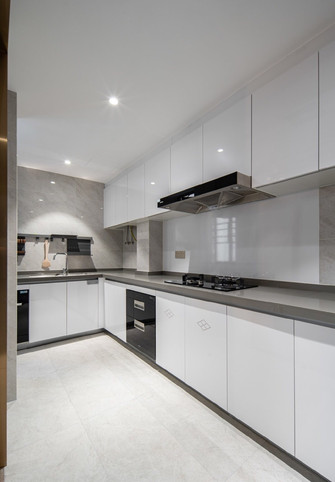 10-15万120平米四室两厅北欧风格厨房设计图