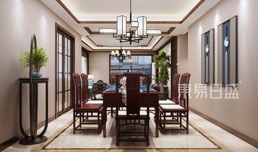 20万以上140平米三室两厅中式风格餐厅图片