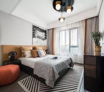 经济型现代简约风格卧室装修案例