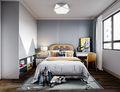 20万以上130平米三室两厅美式风格青少年房装修案例