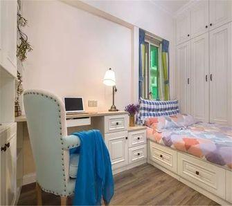 3-5万80平米地中海风格青少年房装修图片大全
