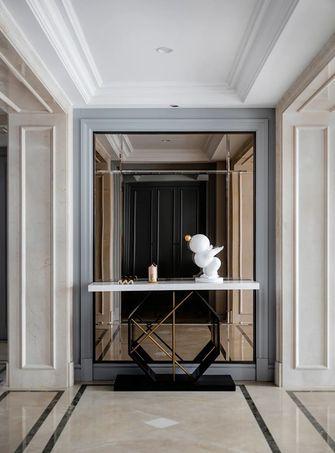 豪华型140平米三室两厅混搭风格玄关图