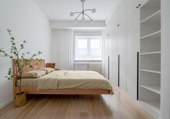 5-10万30平米以下超小户型北欧风格卧室装修效果图