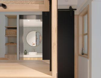 豪华型40平米小户型日式风格卫生间图片