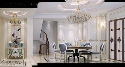140平米别墅欧式风格餐厅图片