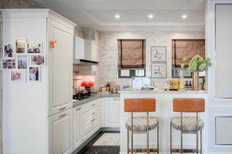 10-15万100平米四室四厅新古典风格厨房效果图