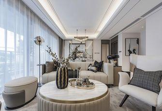 20万以上140平米四室两厅轻奢风格客厅图片