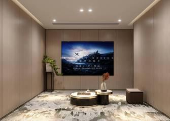豪华型140平米四室五厅混搭风格影音室欣赏图