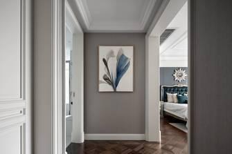 20万以上140平米三室三厅美式风格走廊欣赏图