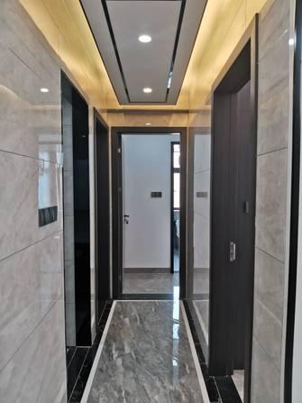 15-20万100平米三室两厅现代简约风格走廊图片