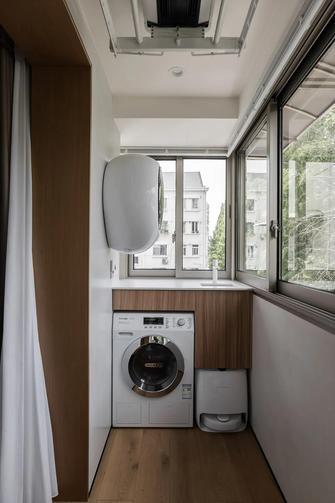 50平米公寓日式风格阳台装修图片大全