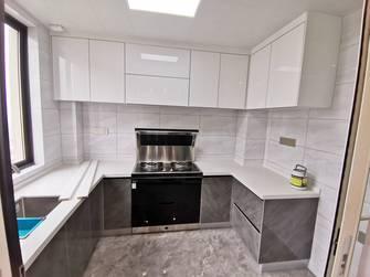 130平米四现代简约风格厨房图片大全