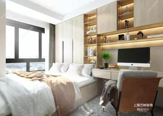 10-15万80平米现代简约风格卧室装修效果图