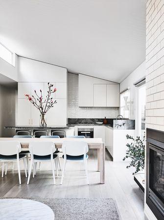 10-15万100平米三室一厅美式风格餐厅装修案例