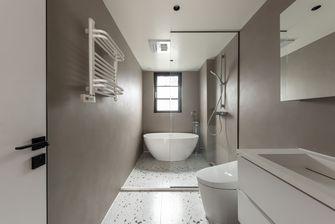 20万以上140平米四室两厅日式风格卫生间图