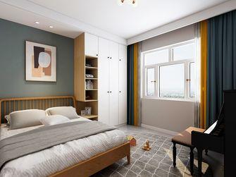 110平米三室两厅混搭风格青少年房欣赏图