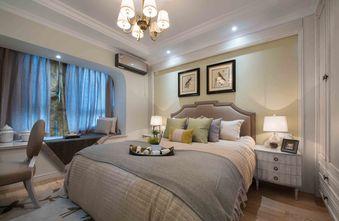 经济型100平米田园风格卧室效果图