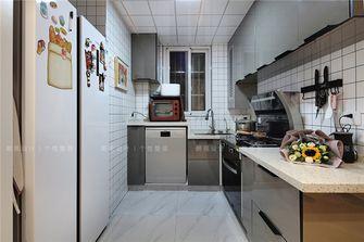 5-10万90平米法式风格厨房图