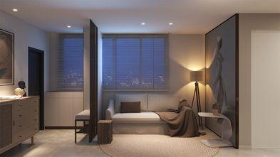 经济型80平米三室两厅日式风格客厅图