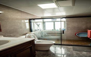 豪华型140平米公寓中式风格卫生间图片大全