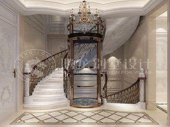 140平米别墅欧式风格楼梯间图