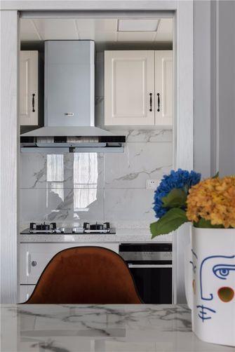 80平米欧式风格厨房图
