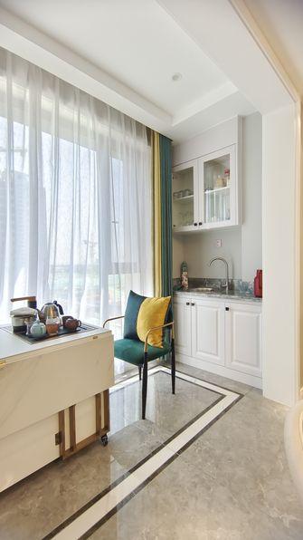 10-15万140平米三室两厅美式风格阳台图